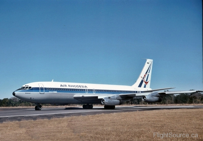 Air Rhodesia B-720-025
