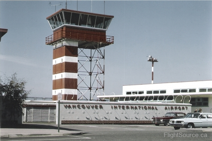 Vancouver Airport 1963