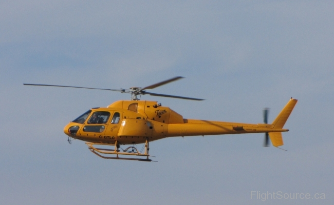 Talon Helicopters AS 355 C-GTLC