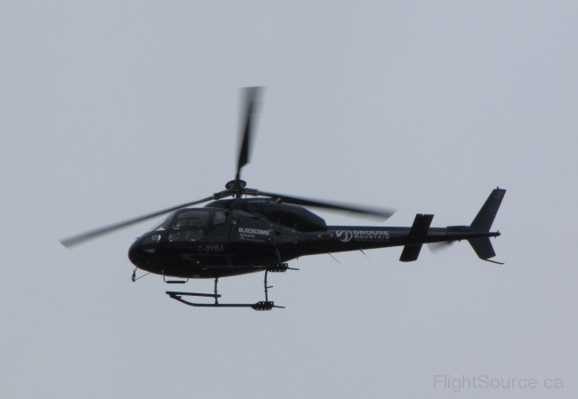 Blackcomb Helicopters AS355 C-GYBA