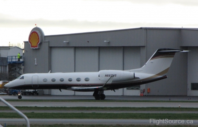 H&S Air Inc. Gulfstream G450 N667HS