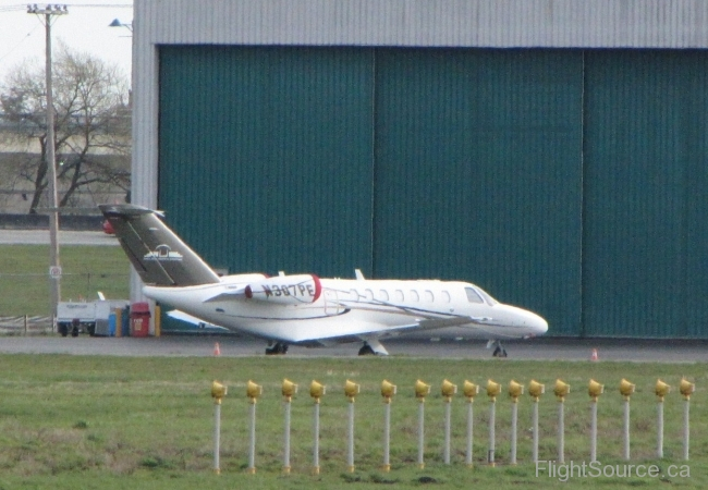 SCB Air II Llc Cessna Citation N307PE