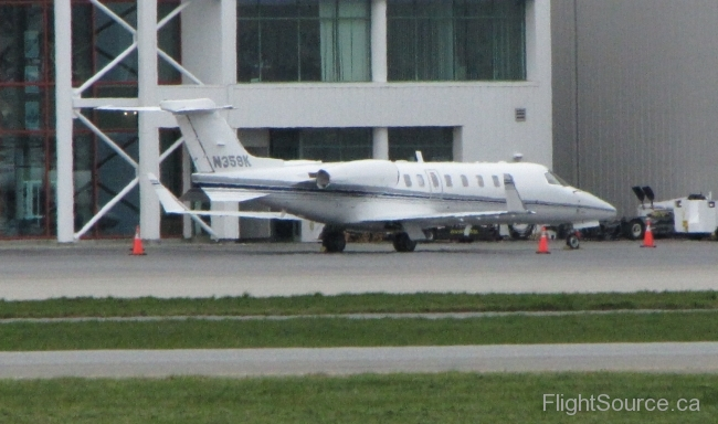 358Llc Cessna 525 CitationJet N358K