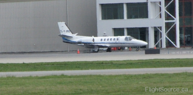Seymour Pacific Cessna Citation C-FJBD