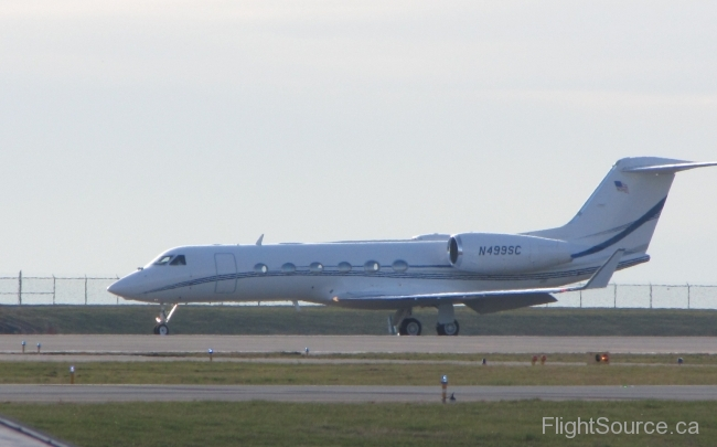 Texas Funeral Services Gulfstream G450 N499SC