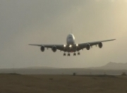 Airbus A380 Crosswind Testing